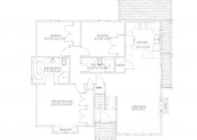 1st Floor Plan 1