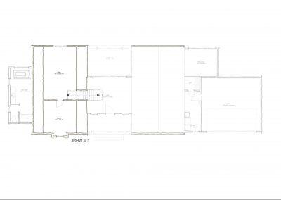 Second Floor Plaln