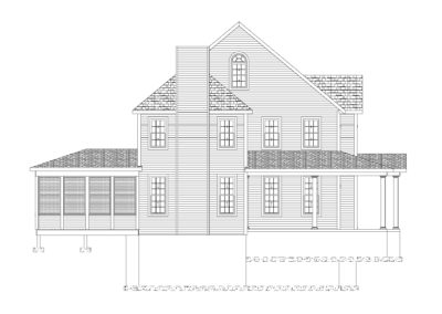 04 LEft Elevation