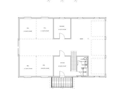 06 First Floor Plan