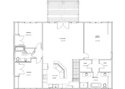 07 Second Floor Plan