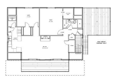 Second Floor Plan1