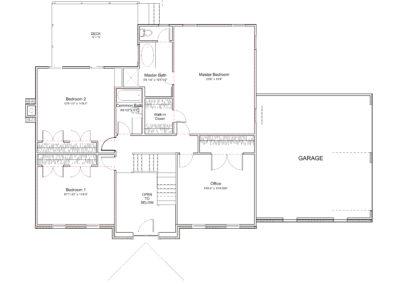 Johnson Spec4 v2013-Second Floor Plan