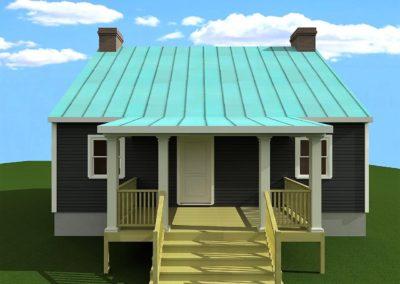 rappahannock A - taller skylights - ver14 -Front1