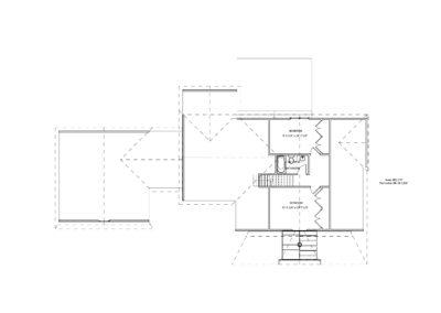 Attic Floor Plan1